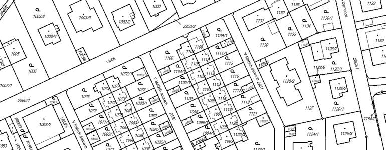 Katastr nemovitostí a vše o něm
