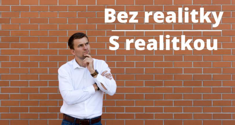 Prodej nemovitosti bez realitky, nebo s realitkou?